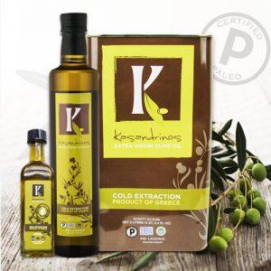Katie Garces Kasandrinos Olive Oil
