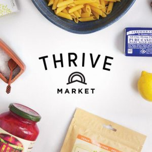 Thrive Market Katie Garces